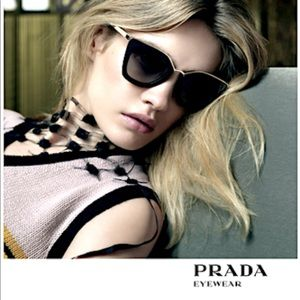 Prada NWT Polarized Sunglasses